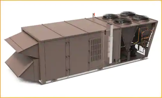 New 27.5-50 Ton Rooftop Units Meet DOE Energy Efficiency Standards