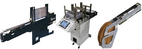 Hover-Davis Demonstrates New Radial, Tube, Tray, Label and Die-Cut Material Automation Solutions at IPC Apex Expo