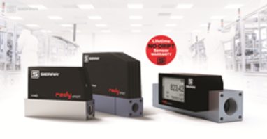 New RedySmart Mass Flow Meters and Controllers Include Optional Micro-USB Power Plug