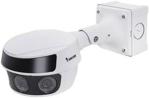New MS9321-EHV Panoramic Network Camera Is Ideal for Outdoor Surveillance