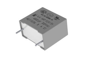 New R41T and R76H Film Capacitors are AEC-Q200 Qualified