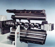 New Continuous Processors for Food, Plastics, Chemical and Pharmaceutical Applications