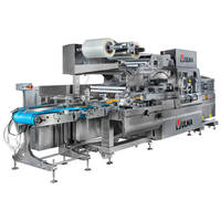 New ULMA FS-400 Flow Wrapper for Fresh Poultry and Meat Packaging
