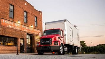 New Mack MD Series Trucks Come in 4x2 Configurations