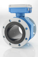 New Promag W Electromagnetic Flowmeter Allows Installation without Inlet and Outlet Runs
