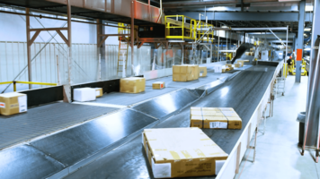 New ARB Large Parcel Singulator for High-throughput Parcel Operations