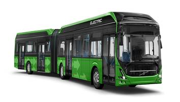 Volvo Buses Receives Order for 60 High-Capacity Electric Buses from Malmö