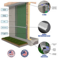 "AMICO HYDRODRY® Self-Draining Vented Wall System Wins ""Green Innovation of the Year Award"""