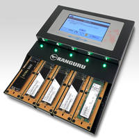 New KanguruClone SSD Duplicator Comes with Full-Color 4.3 in. TFT Touch Screen