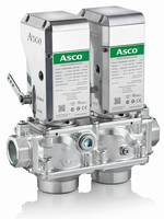 New ASCO Gas Valve and Motorized Actuator Designed for Burner-boiler Applications