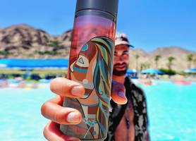 New PET Bottles are Unbreakable, Beach and Pool Friendly