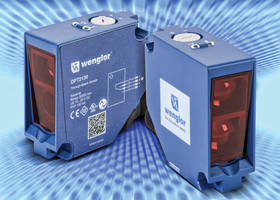 New Photoelectric Sensors Compatible with IO-link open-standard Protocol