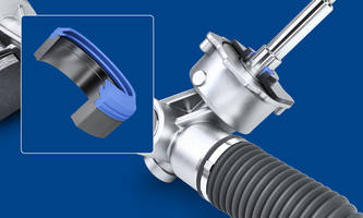 New Seal with Integrated Bearing Reduces Load and Vibration