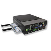 New TB-5545-MVS Box PC Features Rugged Housing Made of Aluminum and Steel