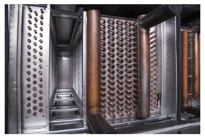 New Wrap-around Heat Exchangers for Energy-efficient Dehumidification Methods