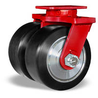 New Heavy Duty Casters & Wheels Designed for Heavy Industrial Applications