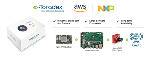 New AI Embedded Vision Starter Kit with Maximum Uptime and Reliability