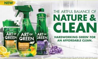 "Art of Green® Household Cleaning Products Win 2020 ""Product of The Year"" Award"