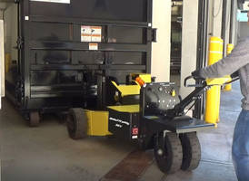 New RollOffCaddy Container Mover Increases Safety of Employees