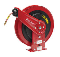 New REELSAFETM Controlled Return Hose Reels from Reelcraft