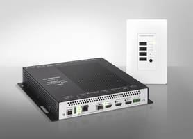 Latest Evolution of Crestron DM NVX AV-over-IP Technology Debuts at ISE 2020
