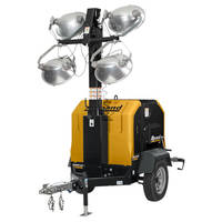 Allmand Bros., Inc. Introduces New Light Towers And Towable Heater At ARA Show 2020