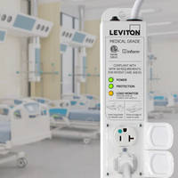 New Medical Grade Power Strips are NFPA 99 Compliant