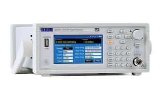 New Aim-TTi 1.5/3GHz RF Signal Generators Store up to 1000 Complete Setups