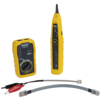 New VDV500-705 Tone & Probe Test and Trace Kit Comes with Adjustable Volume Control Dial