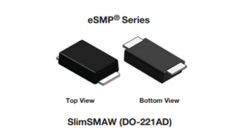 New 2 A and 3 A Ultrafast Rectifiers Offer High Current Density