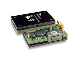 New Digital DC-DC Converter Provides 1500 VDC Input-to-output Isolation