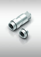 New M16-X 415 Series Connectors from Binder are IP67-Rated