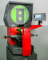 New HB400 Benchtop Optical Comparator with Optical Edge Detection