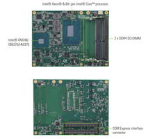 New COM Express Type 6 Module Can Withstand in Harsh Operating Conditions