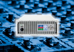 New 30 KW Programmable Digital Power Supply Includes Current Ratings from 40A-1000A