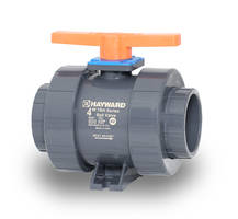 New TBH Series Industrial Ball Valves Come with ISO 5211 Mounting Flange