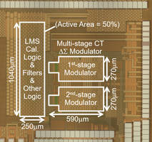 New (A/D) Converter Circuit Provides Stable Performance Over a Wide Temperature Range
