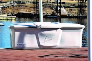 New HydroLocker Storage System Offers 25 cu ft. of Storage Capacity