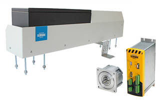 New Door Actuator System Supports Manual Loading and Robotic Loading
