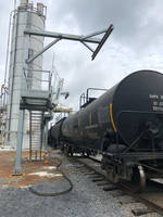 Custom Safe Access & Fall Protection for Railcar Applications