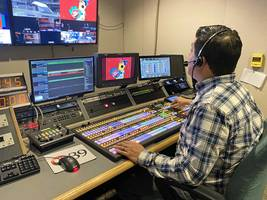 With New FOR-A HVS-2000 Switcher and ClassX Graphics, WLVT-TV Improves Production Workflows and On-Air Look