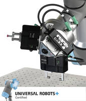 New Scale Robotics Announces UR+ Certification for its Gripper/Caliper and Multi-tool Mount for UR e-Series Cobots