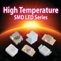 New High Temperature LEDs Withstand Harsh Environments