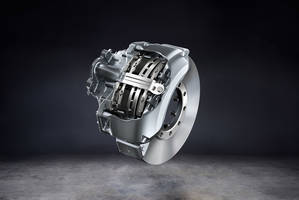 Meritor Earns HDT's Top 20 Product Award for New EX+™ LS Air Disc Brake