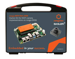 Congatec Expands Embedded Vision Portfolio for NXP i.MX 8 Processor Series