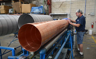 MKT's Copper Duct Featured in Snips Magazine
