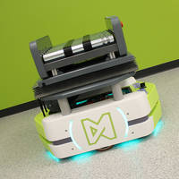 New Autonomous Mobile Robots are Available with Different Bolt-On-Top Attachments