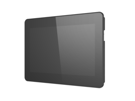 New Widescreen Series Touch-Panel PCs are Shockproof and Waterproof