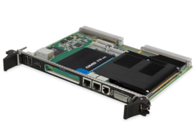 New GMS VME120 Single-board Computer Available in Single and Two Dual Slot Version