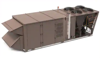 New 27.5 - 50 Ton Rooftop Units Come with Mobile Access Portal